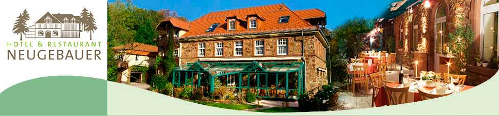 Hotel Haus Neugebauer